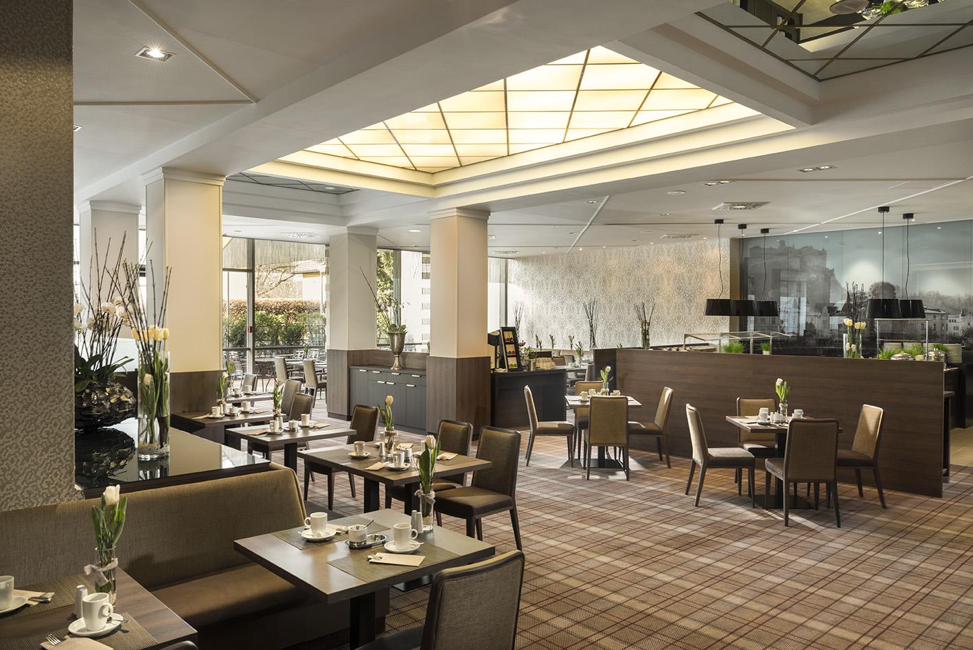 Wyndham grand hotel salzburg conference centre zentrales for Design boutique hotel salzburg