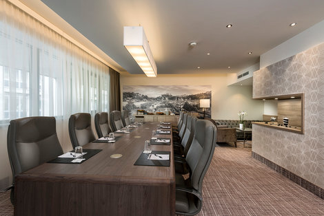 Wyndham Grand Salzburg Conference Centre meeting room