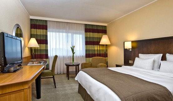 Wyndham Grand Salzburg Conference Centre double room